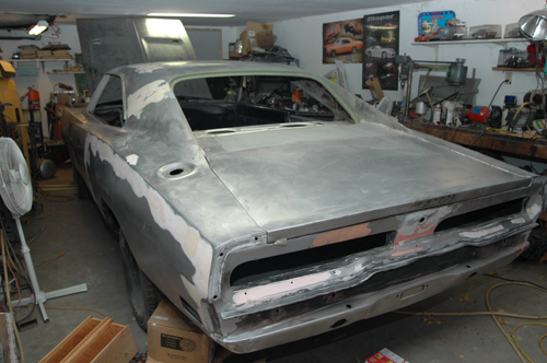 Tolley S 1970 Charger